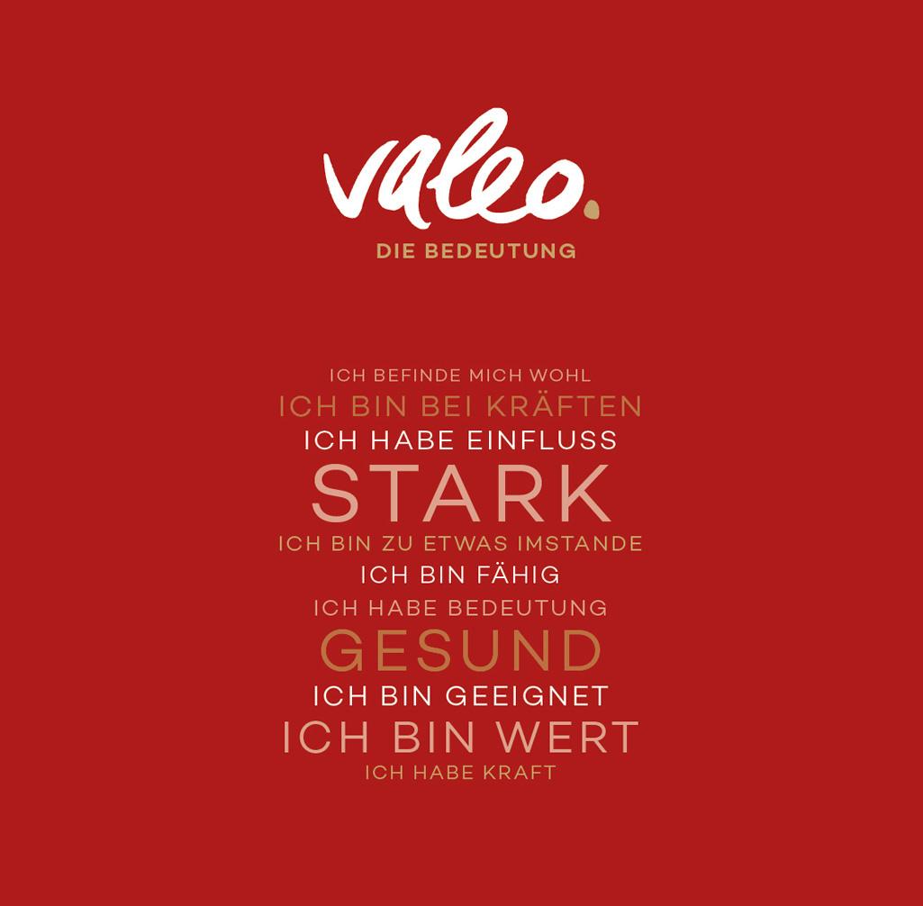 Valeo Motivation - Home